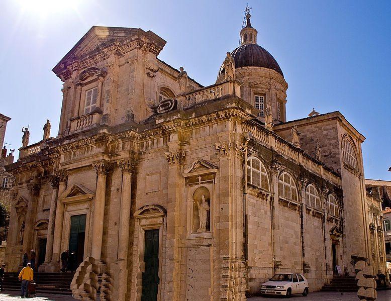 Kathedrale von Dubrovnik (Bild: Hedwig Storch / Wikimedia / CC)