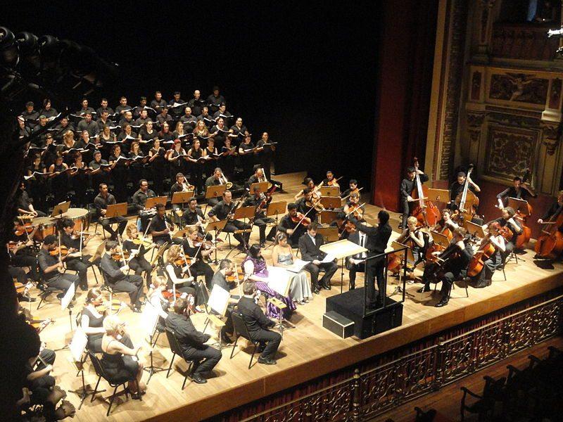 Orquestra Amazonas Filarmônica (Bild: Mr wiebe / Wikimedia / CC)