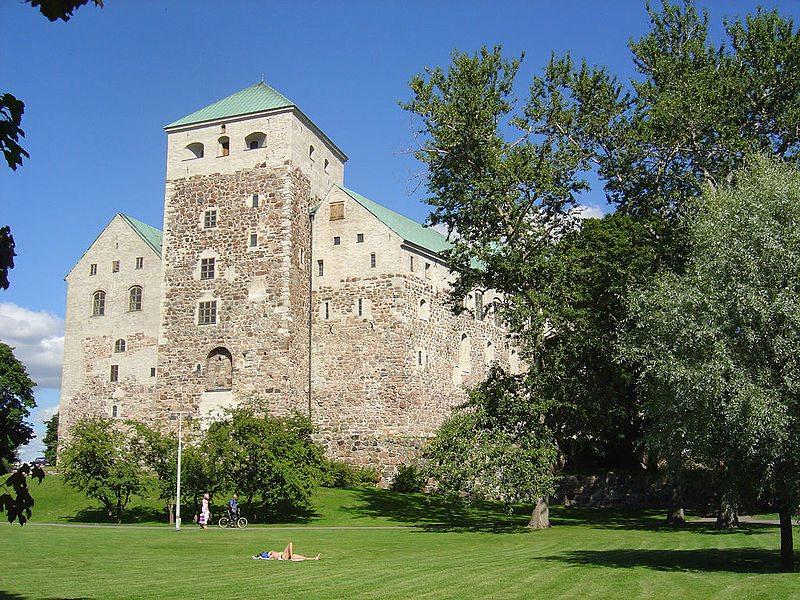 Burg von Turku (Bild: erno. / Wikimedia / CC)
