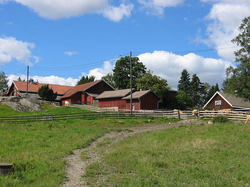 Freilichtmuseum Kuralan Kylämäki (Bild: J. Albert Vallunen / Wikimedia / CC)