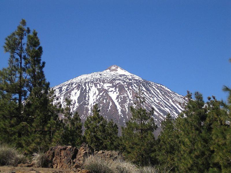 Pico del Teide (Bild: jimmyroq / Wikimedia / CC)