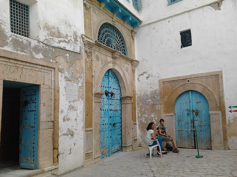 Altstadt von Tunis (Bild: Wael Ghabara / Wikimedia / CC)