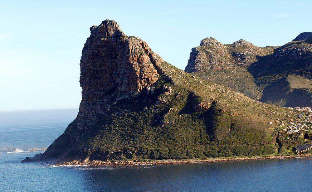 Chapmans Peak in der Nähe von Kapstadt (Bild: Harvey Barrison, Wikimedia, CC)