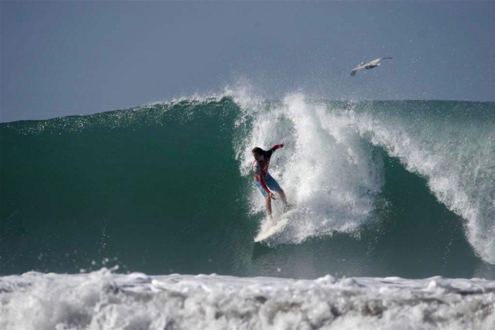 Surfen in Costa Rica (Bild: Haru Master, Wikimedia, CC)