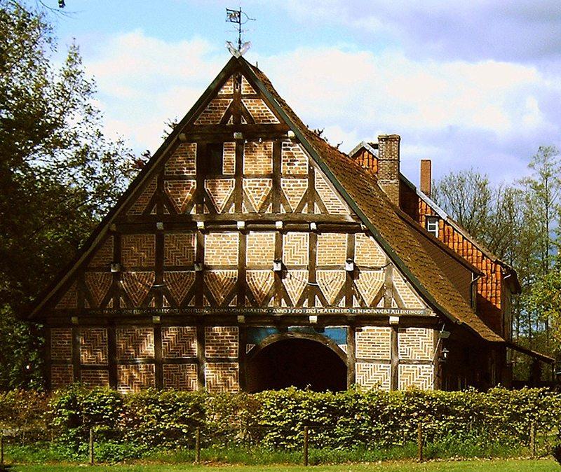 Gutshaus in Bargfeld (Bild: Goerdten, Wikimedia, CC)