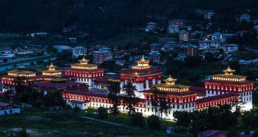 Parlament Thimphu (Bild: © 2globetrotters - shutterstock.com)