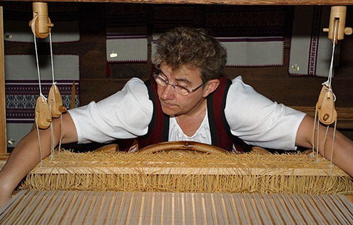 Der Reichtum des alten Handwerks im Ballenberg-Museum (Bild: Roland Zumbühl, Wikimedia, CC)