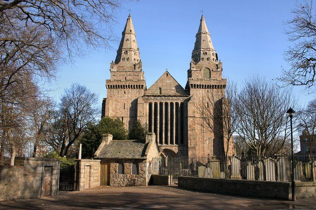 St. Machar's Cathedral (Bild: Martyn Gorman / Wikimedia / CC)