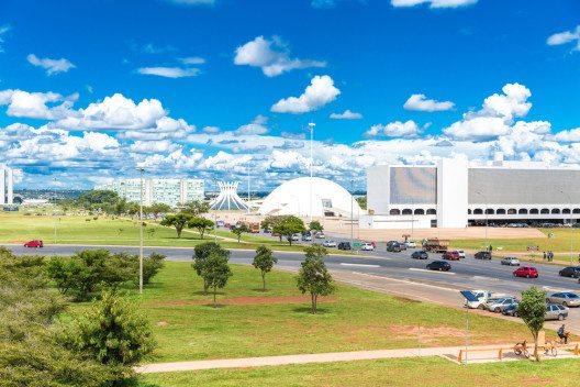 Brasília ist eine relativ junge Hauptstadt. (Bild: © Filipe Frazao - shutterstock.com)