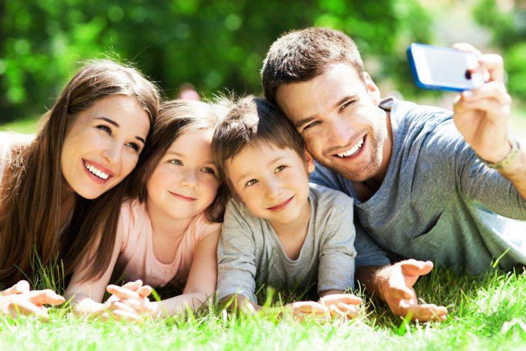 Fotos mit Kindern machen: nicht immer einfach. (Bild: Edyta Pawlowska - shutterstock.com)