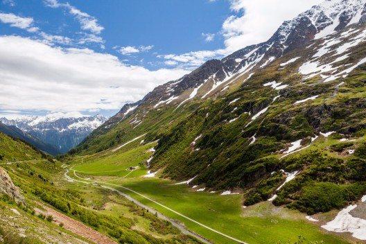 Furkapass (Bild: © Oscity - shutterstock.com)