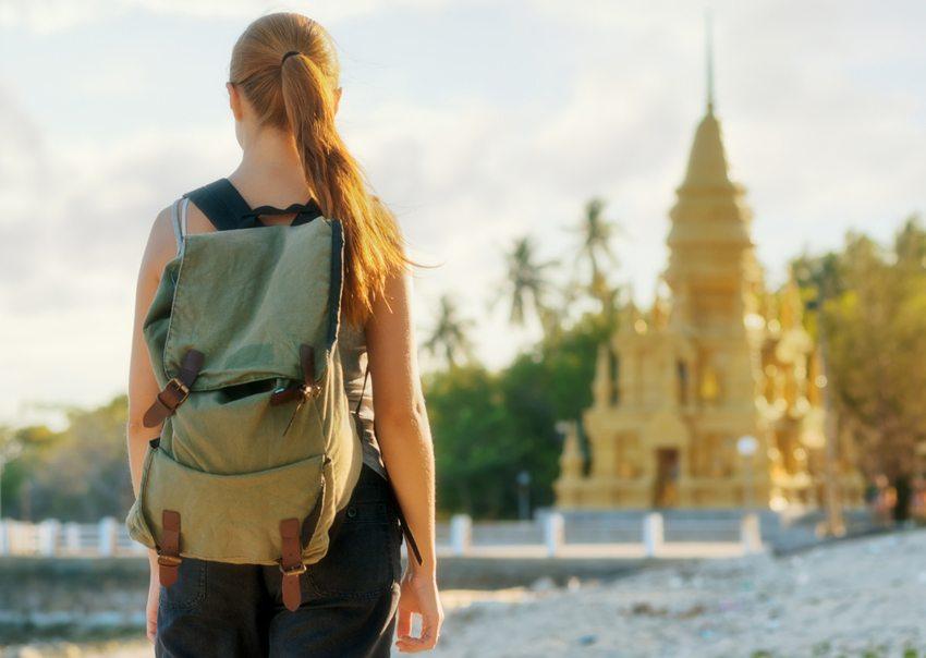 Südostasien ist eine der beliebtesten Destinationen für Backpacker (Bild: Efired / Shutterstock.com)