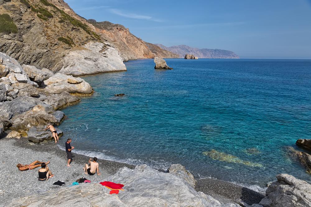Traumreiseziel Amorgos (Bild: MartineDF - shutterstock.com)