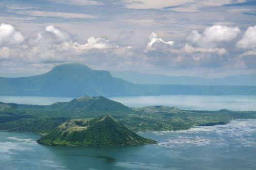 Taal Volcano (Bild: © Karen H. Ilagan - shutterstock.com)