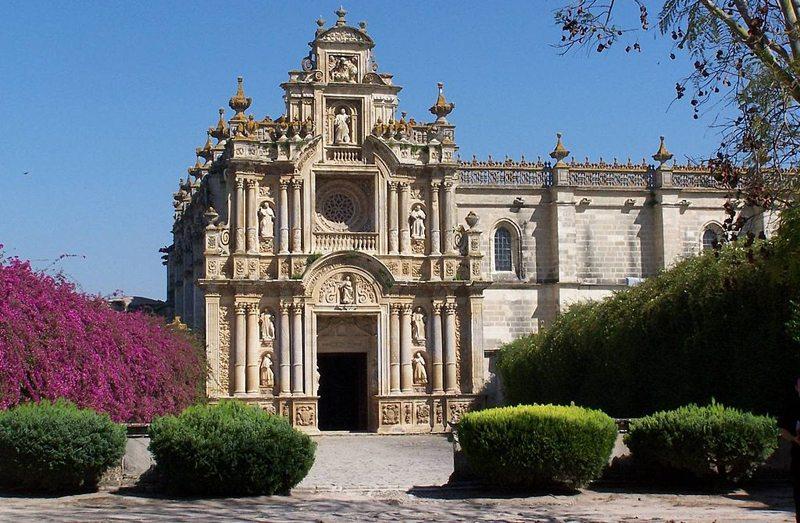 Die Kirche des Kartäuserklosters (Bild: Almicar, Wikimedia)