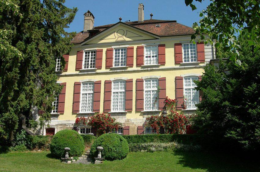Historisches Museum Blumenstein in Solothurn (Bild: Udo11, Wikimedia, CC)