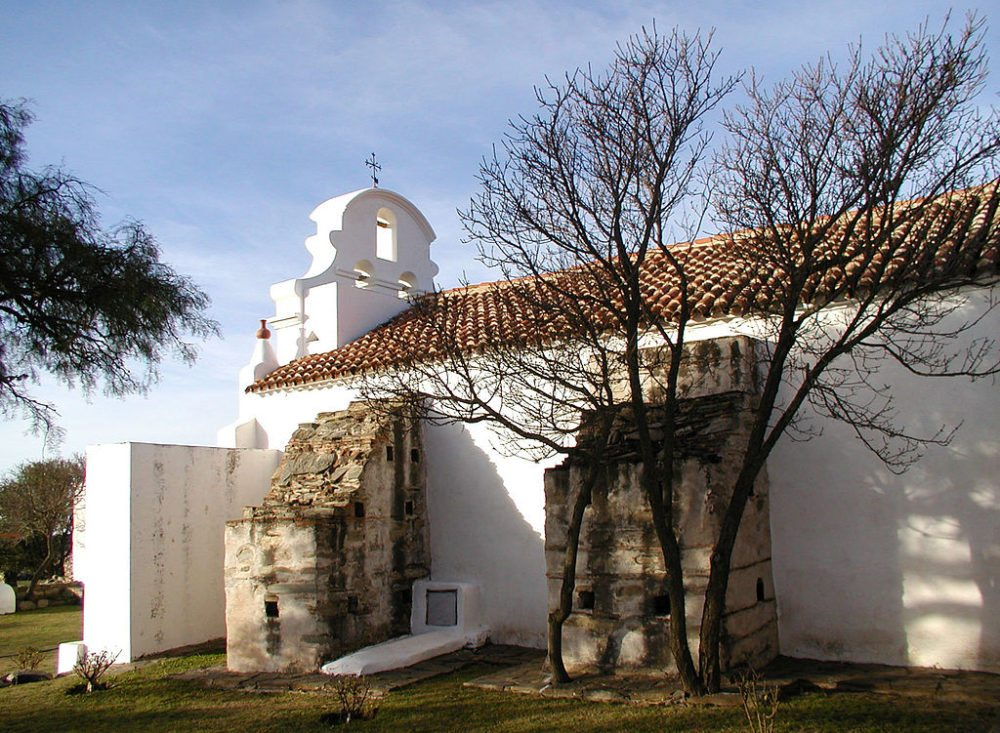 Kirche der Jesuitenfarm La Candelaria (© Manuelalazraki / Wikimedia / CC)