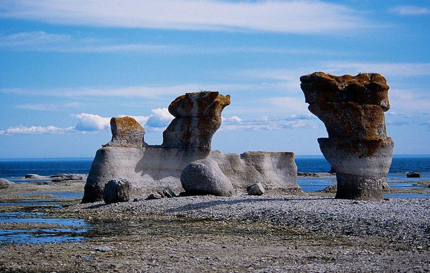 Mingan-Archipelago-Nationalpark, Kanada (Bild: Michel Villeneuve, Wikimedia, CC)