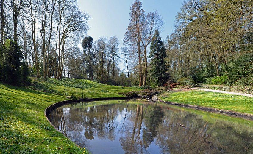 Parkareal in Nantes (Bild: Selbymay, Wikimedia, CC)