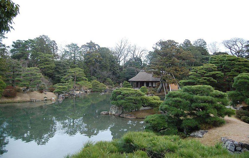 Katsura Rikyu – die prächtigste Anlage der Kaiserlichen Gärten (Bild: Raphael Azevedoo Franca, Wikimedia)