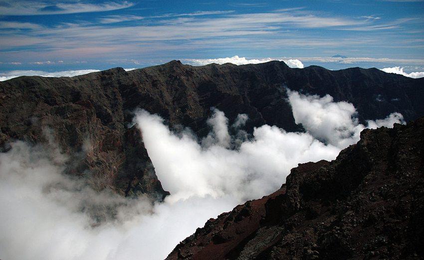 Caldera de Taburiente auf La Palma (Bild: Yann, Wikimedia, CC)