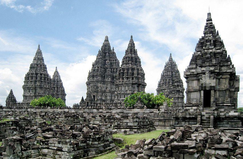 Prambanan Tempelanlage (Bild: Gunawan Kartapranata, WIkimedia, CC)