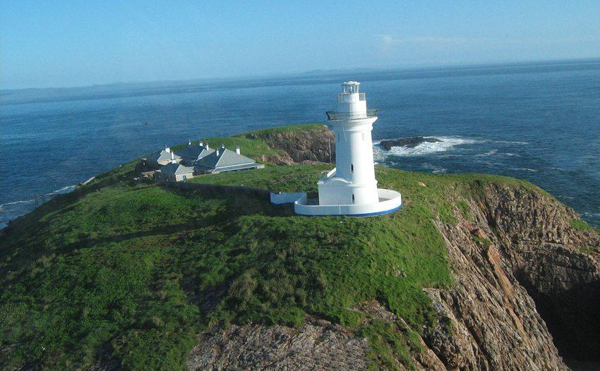 Im Süden von Solitary Island. (Bild: JWarnes, Wikimedia, CC)