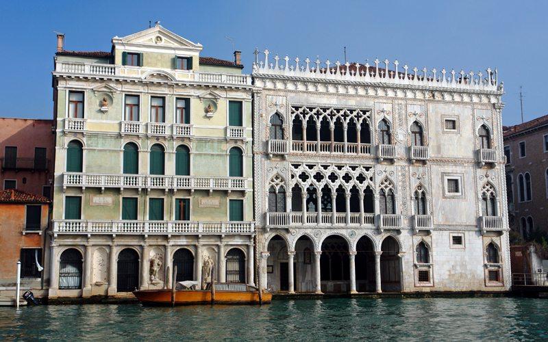 Ca' d'Oro – das Goldene Haus in Venedig (Bild: Thomas Max Müller / pixelio.de)