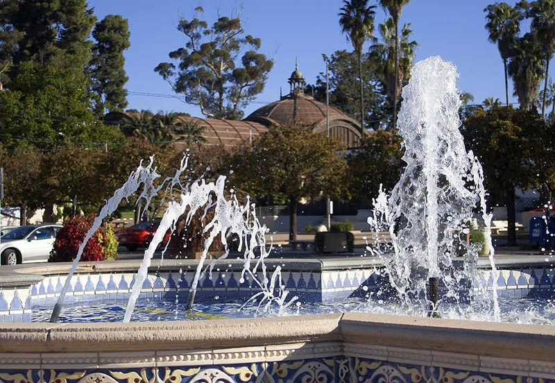 Balboa Park in San Diego (Bild: Jon Sullivan, Wikimedia)