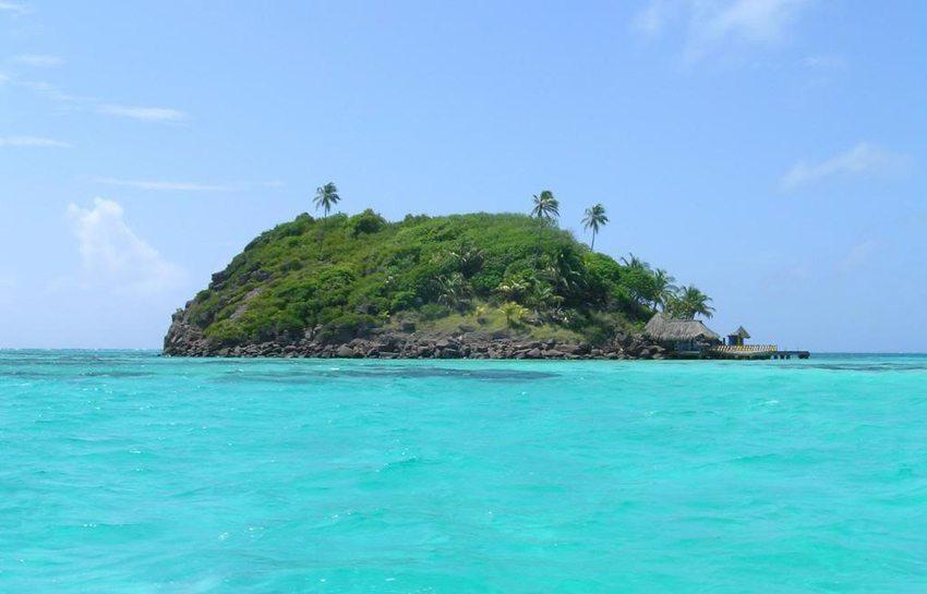 Cayo Cangrejo, San Andrés y Providencia Karibik Ferien (Bild: Roberto San Andrés, Wikimedia, CC)
