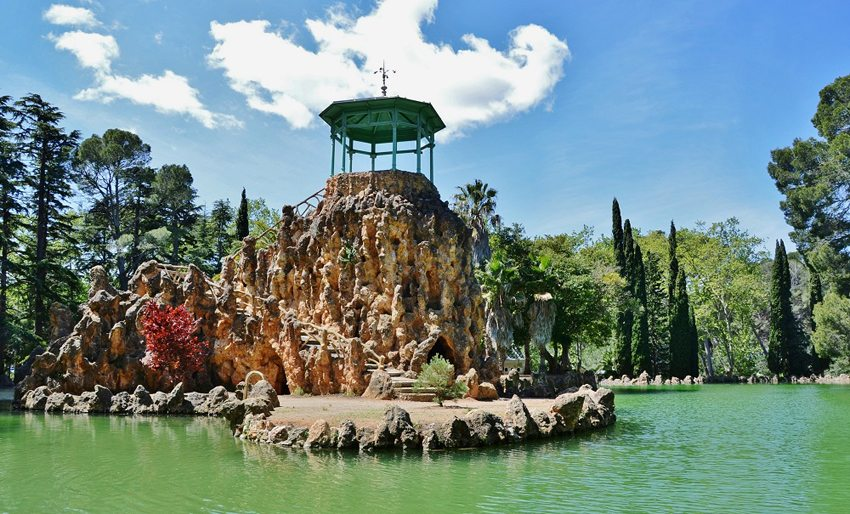 Park Samà in Cambrils (Bild: MARIA ROSA FERRE, Wikimedia, CC)