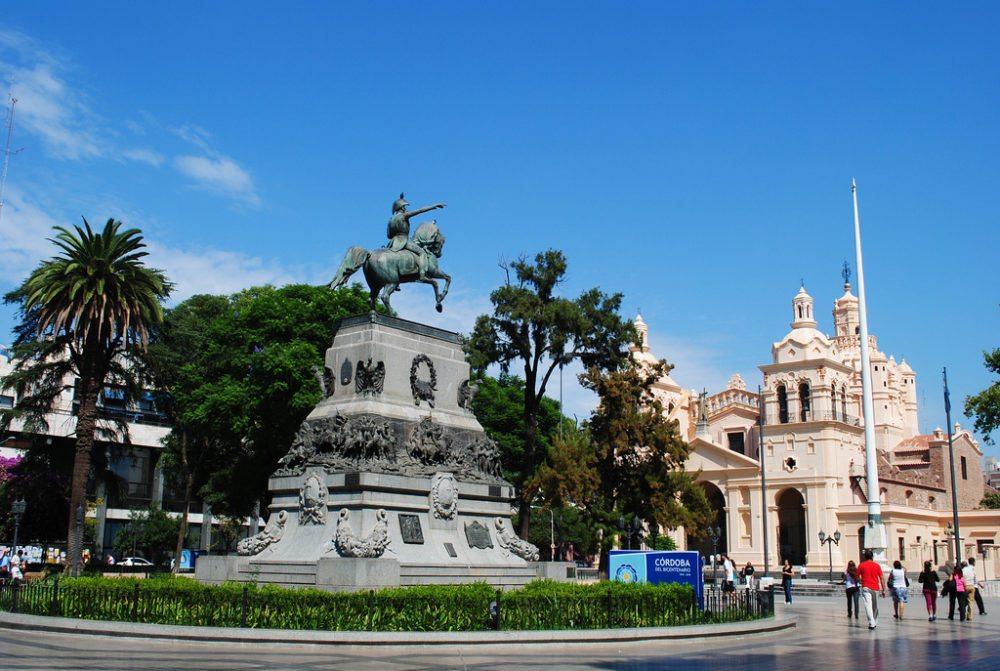 Stadtplatz Plaza San Martín (© Rafael Bravo / Wikimedia / CC)