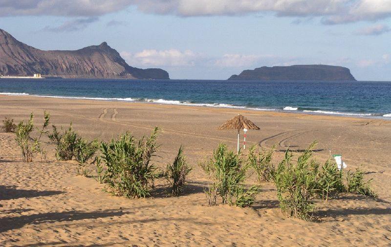 Ruhe ist das Motto von Porto Santo (Bild: João Máximo, Wikimedia, CC)