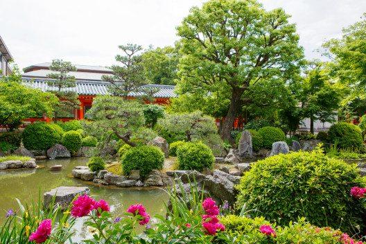 Kyoto Gosho (Bild: © ISchmidt - shutterstock.com)