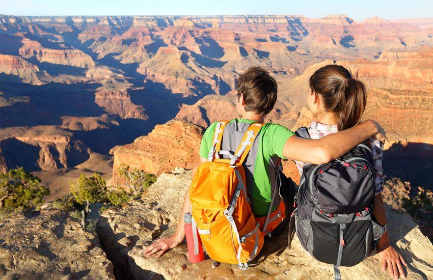 USA-Reise – im Grand Canyon unterwegs. (Bild: Maridav / Shutterstock.com)