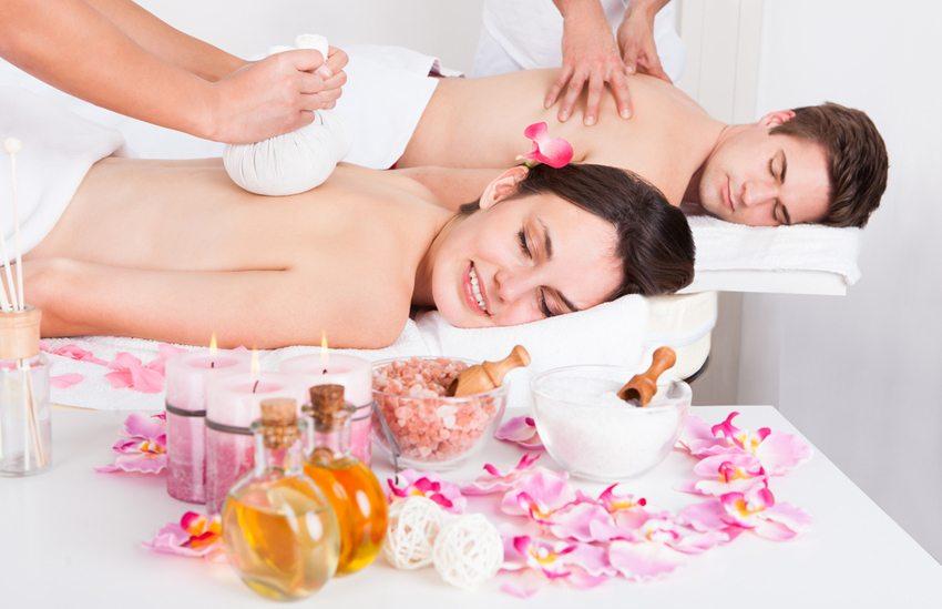 In Wellnessferien finden Sie Abstand vom täglichen Stress. (Bild: Andrey_Popov / Shutterstock.com)