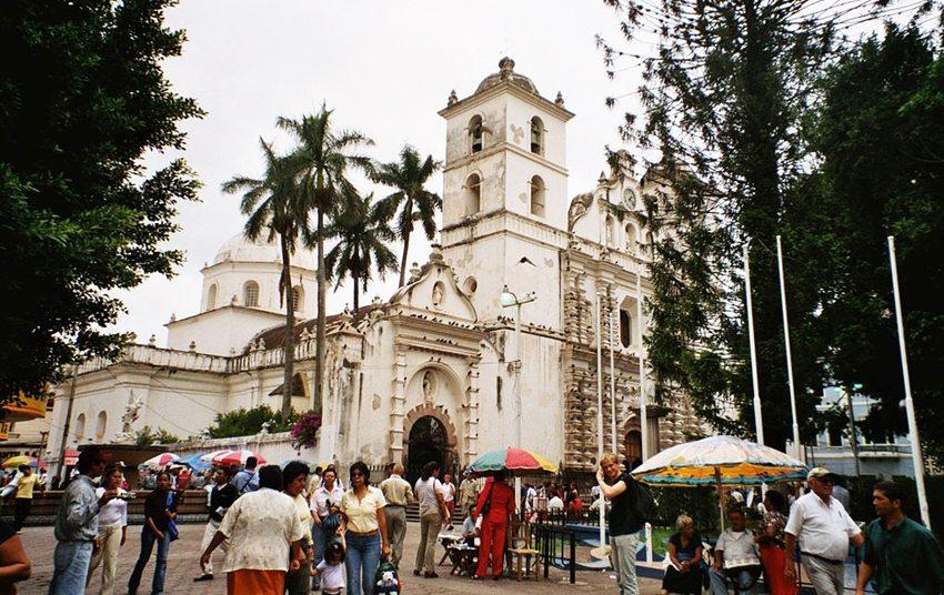Kathedrale von Tegucigalpa (Bild: Stefan Zeugner, WIkimedia)