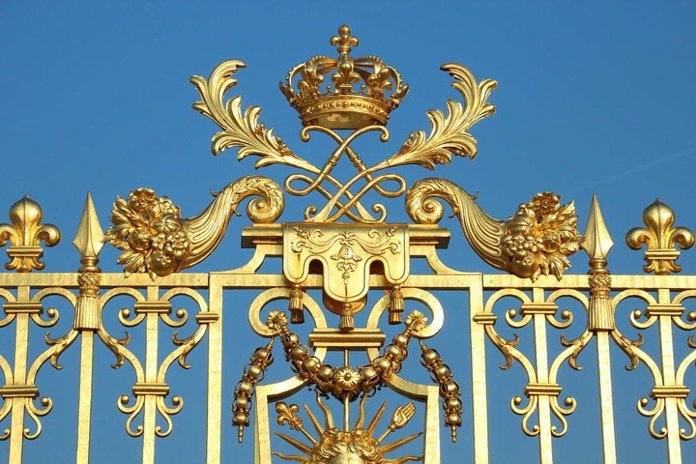 Eingang zum inneren Machtzirkel (© Lionel Allorge / Wikimedia / CC)