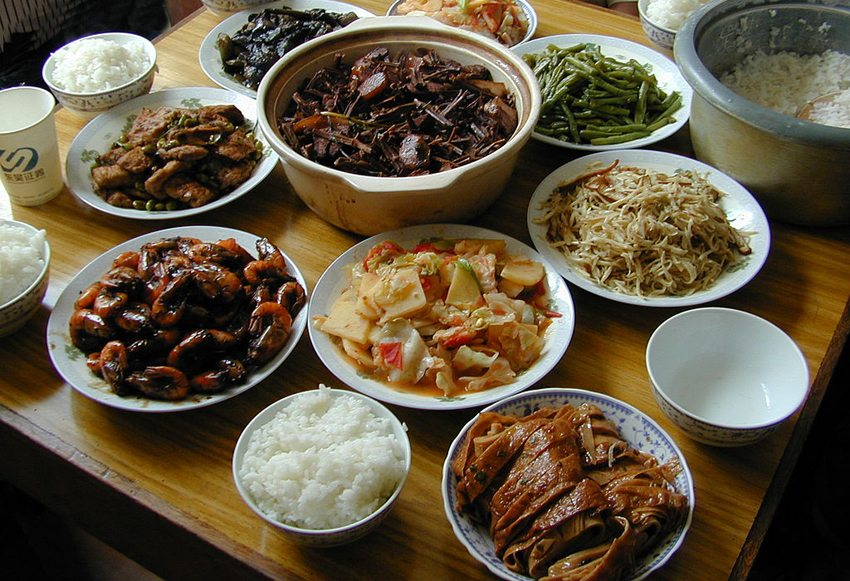 In Schanghai kann man eine kulinarische Rundreise durch China unternehmen. (Bild: ZiCheng Xu,Wikimedia, CC)