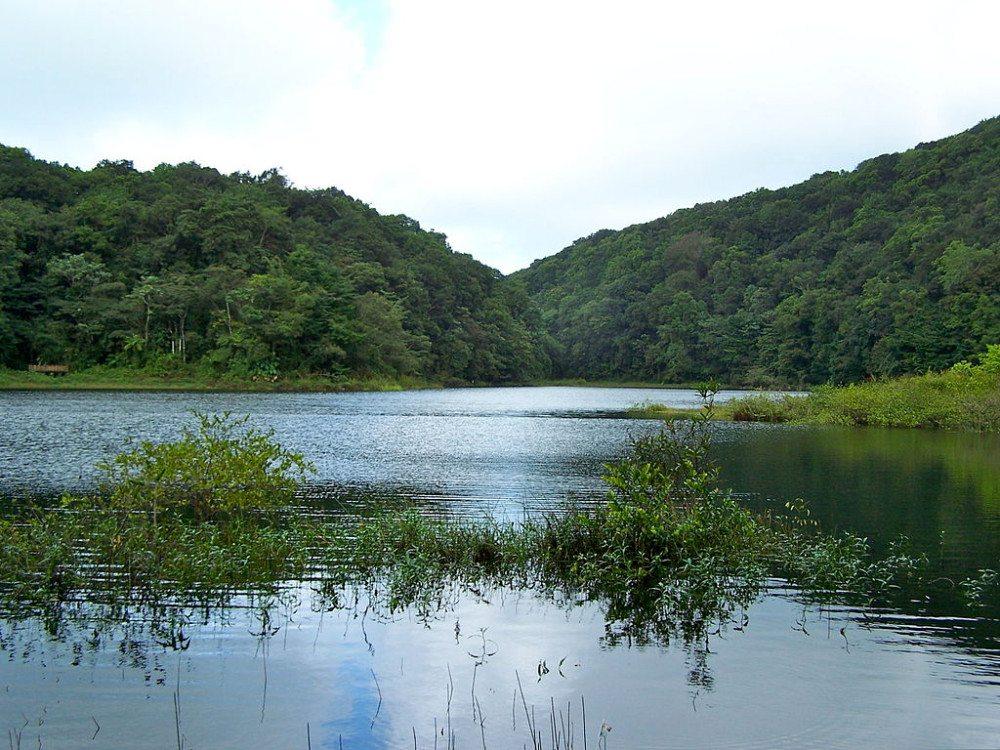 Le Grand-Étang à Capesterre-Belle-Eau auf Guadeloupe (Bild: LPLT, Wikimedia, CC)