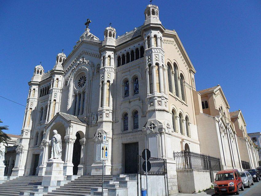 Kathedrale Maria Santissima Assunta in Reggio Calabria (Bild: Franc rc, Wikimedia, CC)