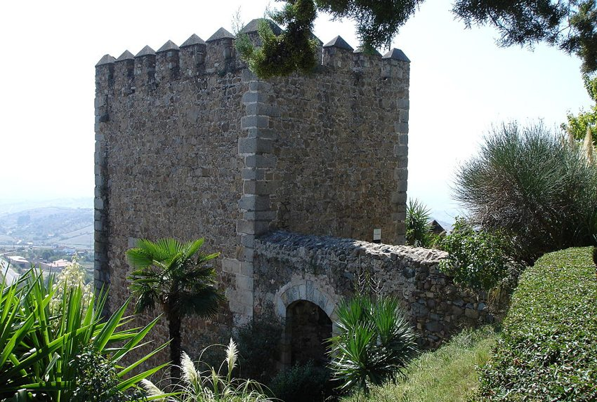 Templerburg in Jerez de los Caballeros (Bild: El Pantera, Wikimedia, CC)