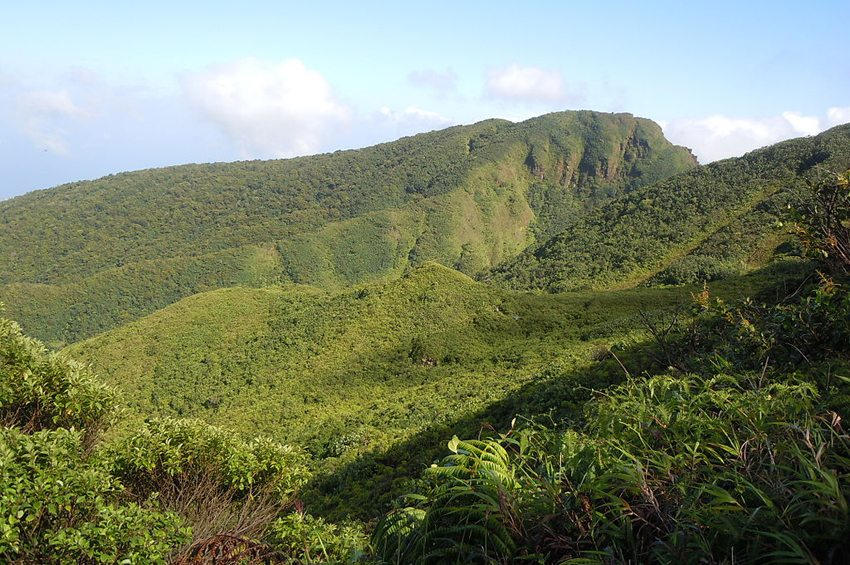 Soufrière, Guadeloupe (Bild: Patrice78500, Wikimedia, CC)