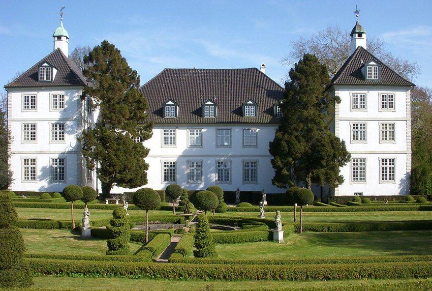 Gut Panker – Herrenhaus (Bild: Holger.Ellgaard, Wikimedia, CC)