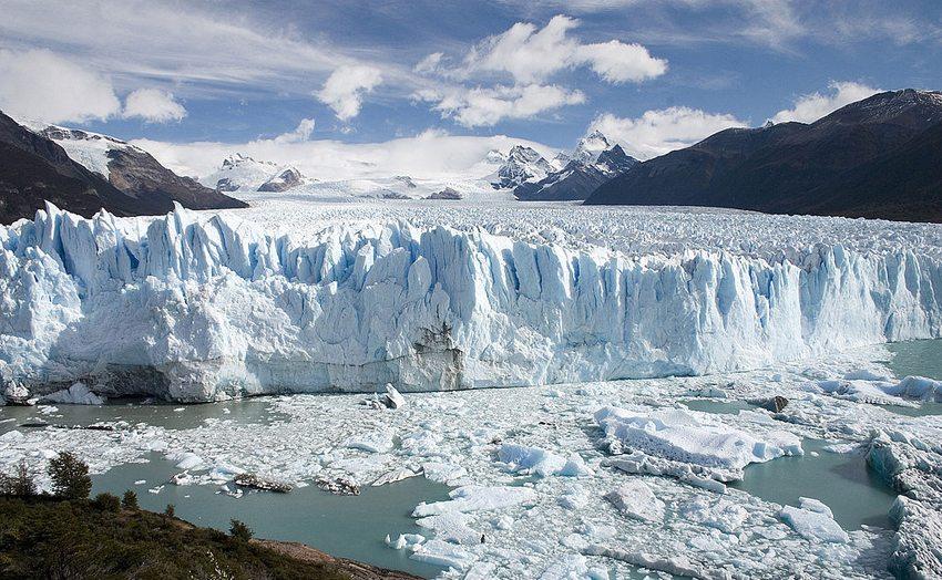 Gletscher Perito Moreno in Argentinien (Bild: Luca Galuzzi, Wikimedia, CC) ruta 40