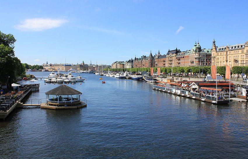 Södermalm – alternativ und bunt (Bild: Øyvind Holmstad, Wikimedia, CC)