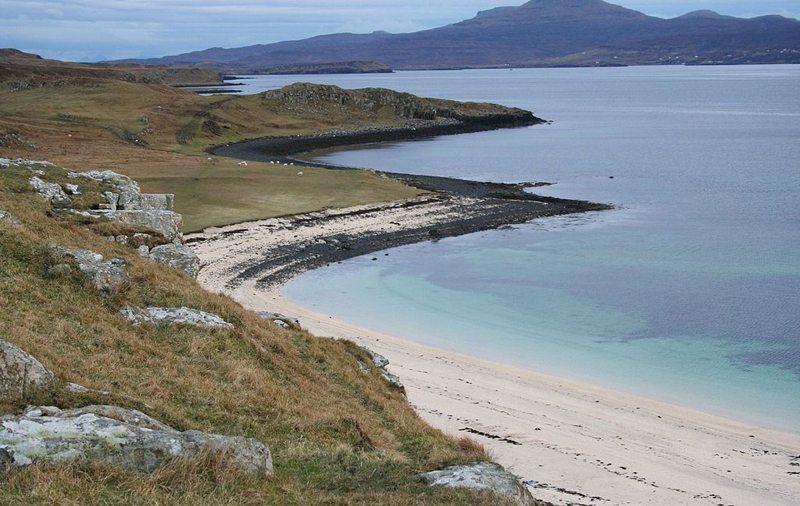 Auf der Insel Skye (Bild: arjecahn, Wikimedia, CC)