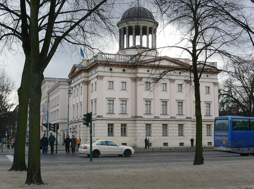 Sammlung Berggruen, Berlin-Charlottenburg (Bild: Andreas Praefcke, Wikimedia, CC)