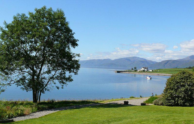 Loch Linnhe im Great Glen (Bild: Ad Meskens, Wikimedia, CC)