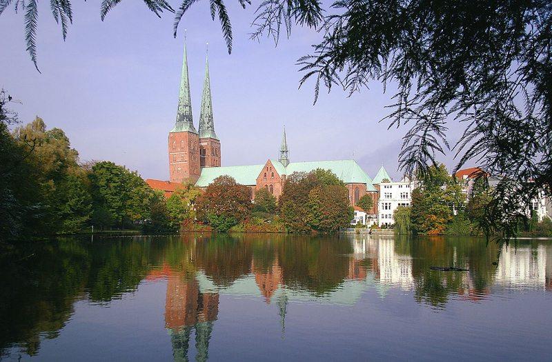 Dom zu Lübeck (Bild: Rüdiger Zielke, Wikimedia, CC)